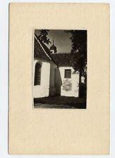 Foto 1931 Fridingen an der Donau Sankt Anna Kapelle - Rückseite beachten !