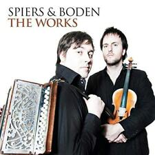 Spiers & And Boden - The Works (NEW CD)