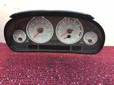 2004-2006 BMW E53 X5 4.8IS ///M SPORT INSTRUMENT CLUSTER GAUGE SPEEDOMETER OEM