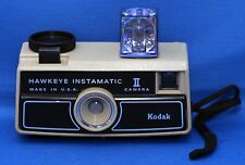 KODAK HAWKEYE INSTAMATIC II Vintage 126 Film Camera USA