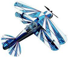 Pitts S2B CNC Lasercut / Laser Cut Bausatz - Scale Doppeldecker - Jamara 80 cm