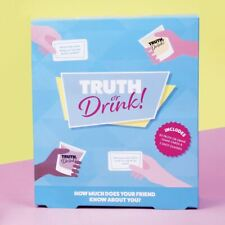 Drinking Game Truth Or Drink Card Game and shot Adult Game Hen Stag Party