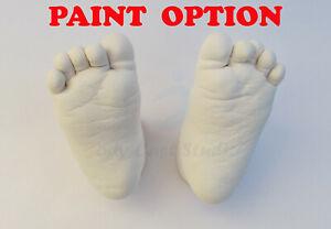 "Baby 3D Casting Mold Kit ""BIG"" Paint Option | Alginate | Hand print Foot print"