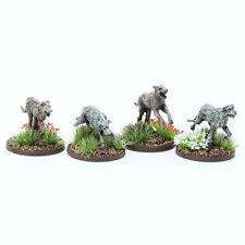 Dark Ages Warhounds footsore Miniatures SAGA