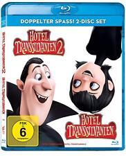 2 Blu-rays * HOTEL TRANSSILVANIEN 1 + 2 IN EINER BOX  # NEU OVP  Transilvanien <