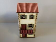 28mm Spanish/Italian 3 storey house - prepainted kit