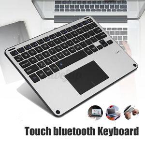 bluetooth Mini Tastatur mit Touchpad für iPad Android Windows Tablet DHL