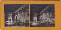 Chantilly Galerie Dei Ceres Foto Stereo Stereoview Vintage Analogica