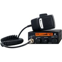 MIDLAND 1001LWX - 40 CHANNEL COMPACT CB RADIO WITH WEATHER SCAN, PA, SQUELCH ...