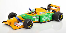1:18 Minichamps Benetton Ford B192 1st GP Victory Spa Schumacher 1992