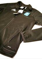 Adidas Tiro 17 Soccer training Jacket Black Adult Men Size M $65