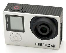GoPro Hero 4 Negro Edición 4k Acción Videocámara con 8.25mm (47mm) F/2.8