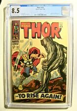 Thor #151 (Marvel April 1968) CGC 8.5 Off-White pages