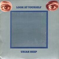 URIAH HEEP - LOOK AT YOURSELF  VINYL LP NEU