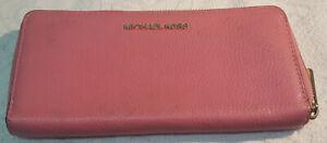 MK Michael Kors Geldbörse portemonnaie kreditkartenetui Etui Pink