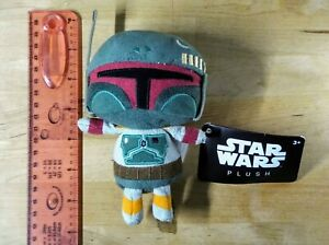 "Funko Star Wars Plush 7"" ""Boba Fett"" Smugglers Bounty Exclusive"