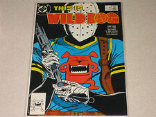 Wild Dog #1 1st Appearance of Wild Dog