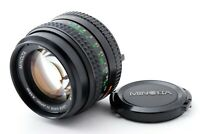 [Exc+++++] Minolta MD Rokkor 50mm F/1.4 Standard MF Lens From Japan #548513