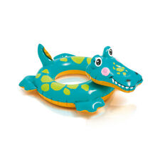 """Intex 58221NP Floating Ring """" Crocodile """" Water Toy Ring New !#"""