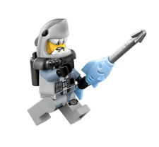 LEGO NINJAGO - GRAN BLANCO (Separado) de 70613: GARMA Mecha Man