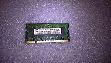 Memoria Soddim DDR2 Samsung M470T2864QZ3-CE6 1GB PC2-5300 667MHz CL5 200 Pin