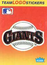 SAN FRANCISCO SF GIANTS BASEBALL CARDS - Lot of 50+ Different MLB Cards