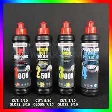 MENZERNA Polishing set:1000+2500+3000+Power Lock Ultimate Protection (4x 250ml)