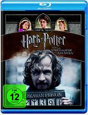Harry Potter und der Gefangene von Askaban Jahr Drei Blu-ray Bluray Zauberei NEU
