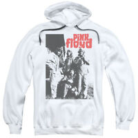 Authentic Pink Floyd Point Me at the photo Pullover Hoodie Sweatshirt S - 3XL