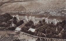 PARIS - VUE du CHAMP de COURSES de LONGCHAMP en 1933 - Cliché numéroté de LADER