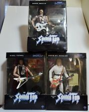 THIS IS SPINAL TAP Full Set Of 12 inch - 1/6 Scale Figures SEALED