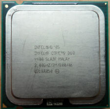 Intel Core 2 Duo Processor E4400 / 2M Cache / 2.00 GHz / 800 MHz FSB SLA3F