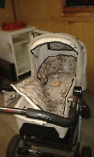 Hartan Kinderwagen beige/orange, Buggy,