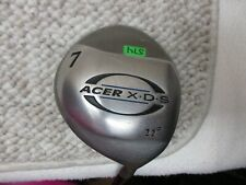 /Acer X-D-S 22* #7 Fairway Wood - Right Hand - Men's - Graphite Shaft - #S74