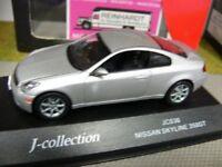 1/43 J-Collection JC036 Nissan Skyline 350GT silbermetallic