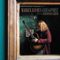 Warren Haynes - Ashes & Dust [New CD]