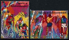United Nations Geneva 1996 SG#G299-G300 Sports MNH Set #D50094