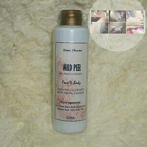 Green Peeling Oil 120ML (Mild Peel)