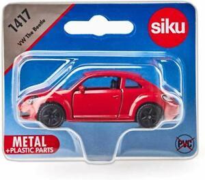 NEW Siku VW Volkswagen Beetle Car Die Cast Toy Car 1417