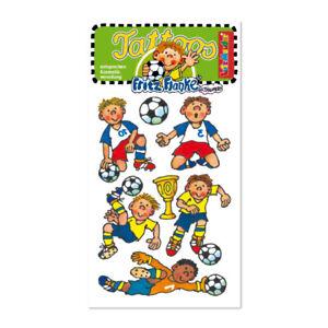 Lutz Mauder - Tattoos Fussball4 - 44681- Für Kinder - NEU -  Kosmetikrichtlinie