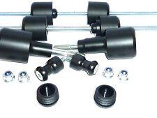 Suzuki GSXR1000 k7-L1 2007-2011 Choque Protección Discos Pomos Deslizadores Set