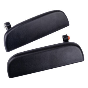 Front Pair LH & RH Side Exterior Door Handle Fit for Suzuki Alto Carry Jimny New
