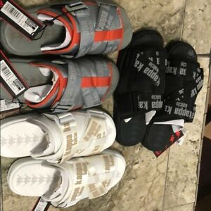 NWT KAPPA UNISEX Sandals PRICE FOR EACH USA 9