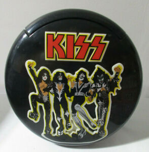 VINTAGE KISS Band DESTROYER Neon Telephone