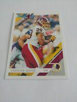Derrius Guice Washington Redskins 2019 Panini Donruss #233 NFL Trading Card