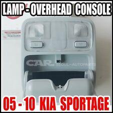 KIA 2005-2010 Sportage Overhead Console Sunglasses Map Lamp Gray  92850-2E000LX