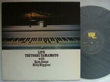 TSUYOSHI YAMAMOTO SAM JONES LIFE / EAST WIND tbm