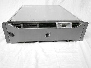 Dell EqualLogic PS6010XV 16x 600GB 15K SAS PS6010 ISCSI SAN Storage System 10GbE