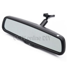 """4.3""""TFT LCD Car Rear View Rearview Mirror Monitor with Special Bracket 2CH Video"""
