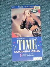 "SAMANTHA GILLES Japan 1990? Tall 3"" CD Single TIME"